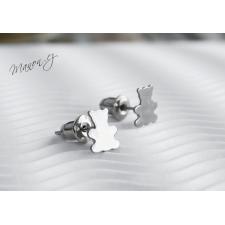 Náušnice pecky - medvídci (nerez ocel)