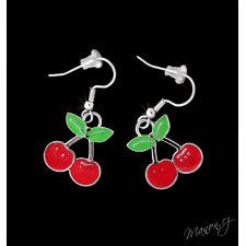 Náušnice - třešničky
