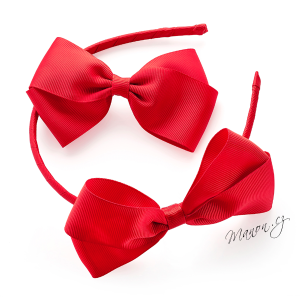 ... do vlasů s mašlí - červená.  http   manon.cz 6286-thickbox default celenka-a- 9e0fee9dea