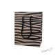 Dárková taška papírová - zebra