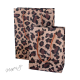 Dárková taška papírová - leopard