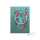 Záznamníček - deníček - s kolibříky - A6