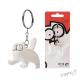 Přívěsek na klíče Simon's Cat kráčející kočka
